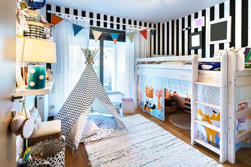 Le tendenze più divertenti circu magical furniture: 80 Camerette Per Bambini Che Faranno Sognare Anche I Piu Grandi
