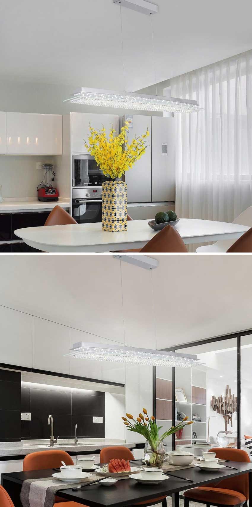 Table & chair combinations that just work great together. Lampadari E Lampade A Sospensione Design 35 Idee Che Vi Illumineranno