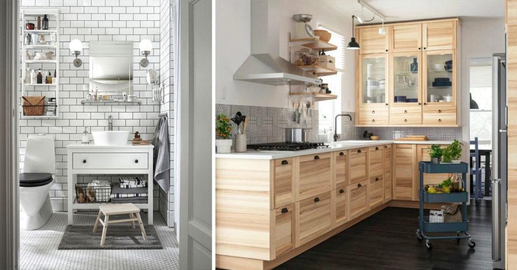 Non poteva non mettersi in prima linea anche ikea, per quanto riguarda la cucina shabby chic. Il Meglio Del Catalogo Ikea 2020 Anteprima Cucine Bagno E Tante Novita