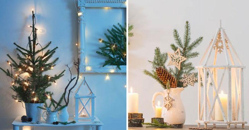 Cornice realizzata con una vecchia tavola usurata, con decorazioni a crochet e cuore in legno, tutto in stile shabby chic. Un Natale In Stile Shabby Ecco 21 Ispirazioni Per Decorare Casa