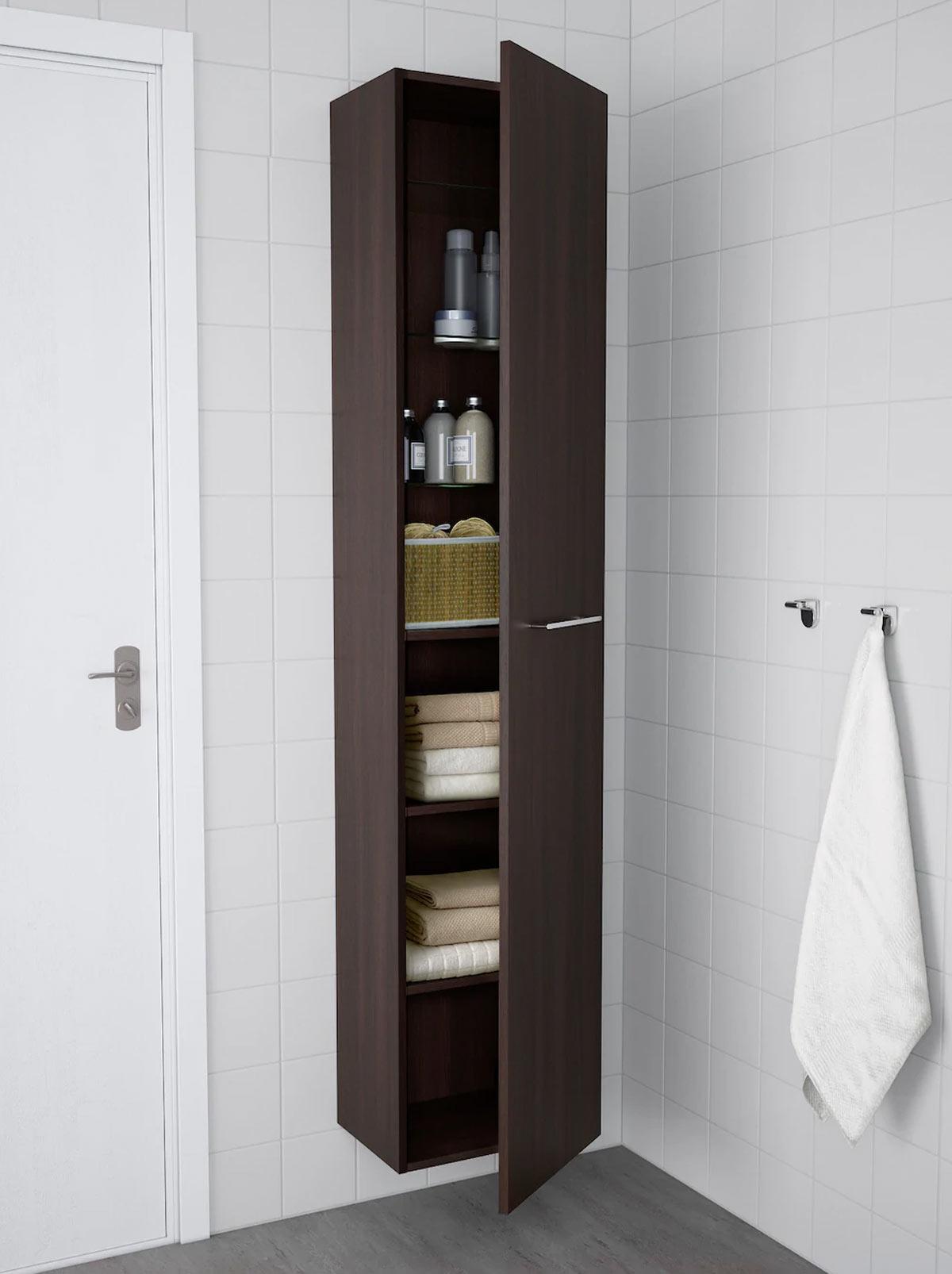 Un'ampia gamma di mobili da bagno e accessori si trovano nello shop online o presso il tuo negozio obi! Ikea Bagno I Mobili Del Catalogo 2020 Lasciati Ispirare