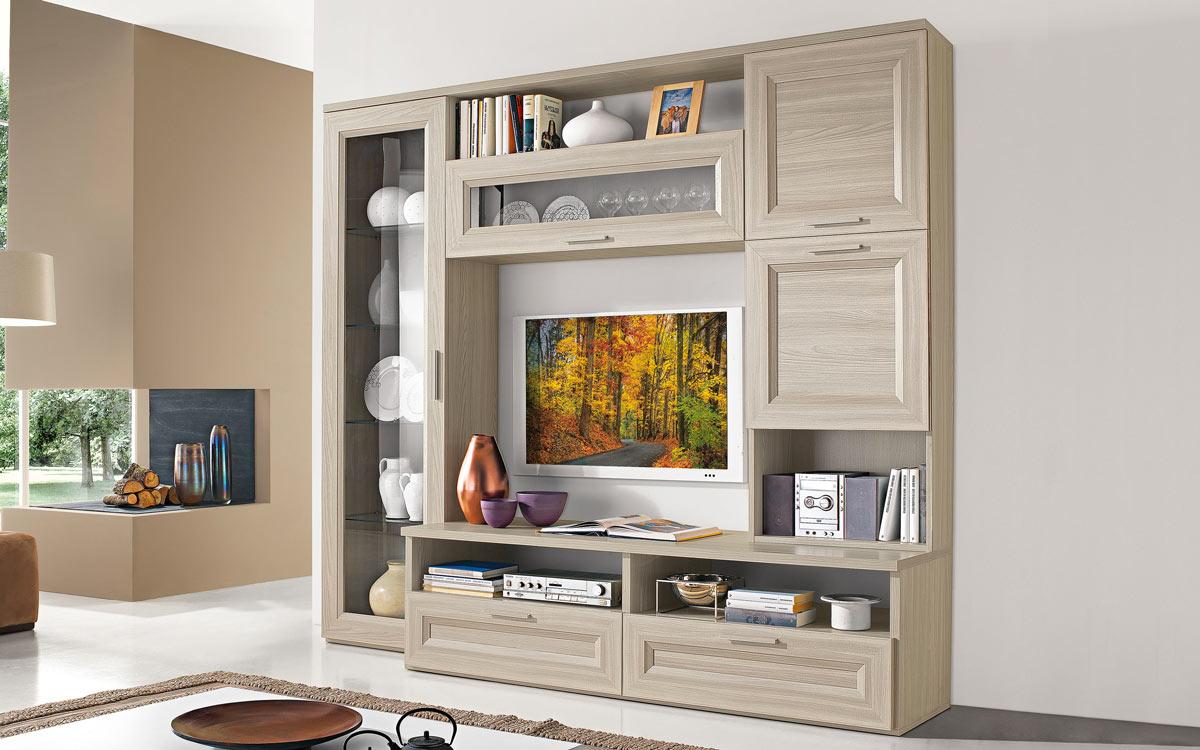 Madie, pareti attrezzate, vetrine e consolle. Mondo Convenienza 15 Pareti Attrezzate Con Sconto Iva Per Il Soggiorno