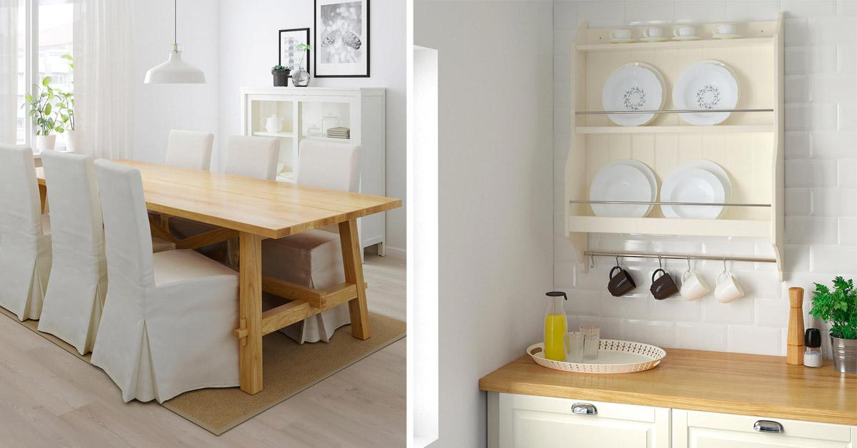 Il bagno shabby chic, provenzale e country ha sempre ispirato i. Ikea 15 Arredi Perfetti Per Una Casa Stile Shabby Chic Moderno