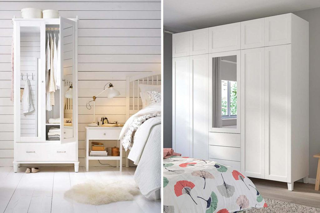 Tante idee per arredare la camera da letto, per ricreare facilmente a casa tua la combinazione che preferisci. Armadi Ikea Funzionalita E Design Allo Stesso Tempo Ispiratevi