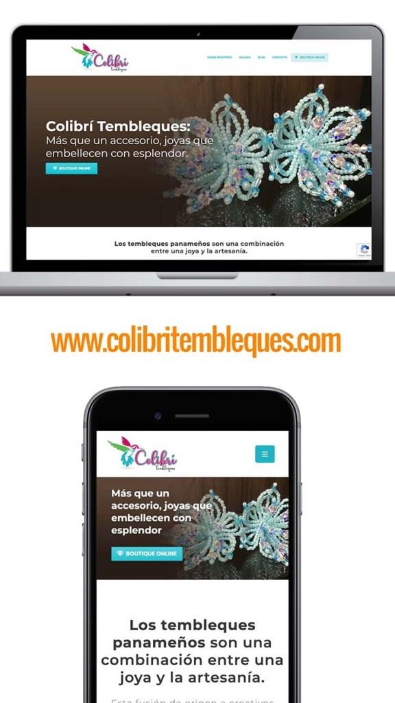 Colibri Tembleques Panama
