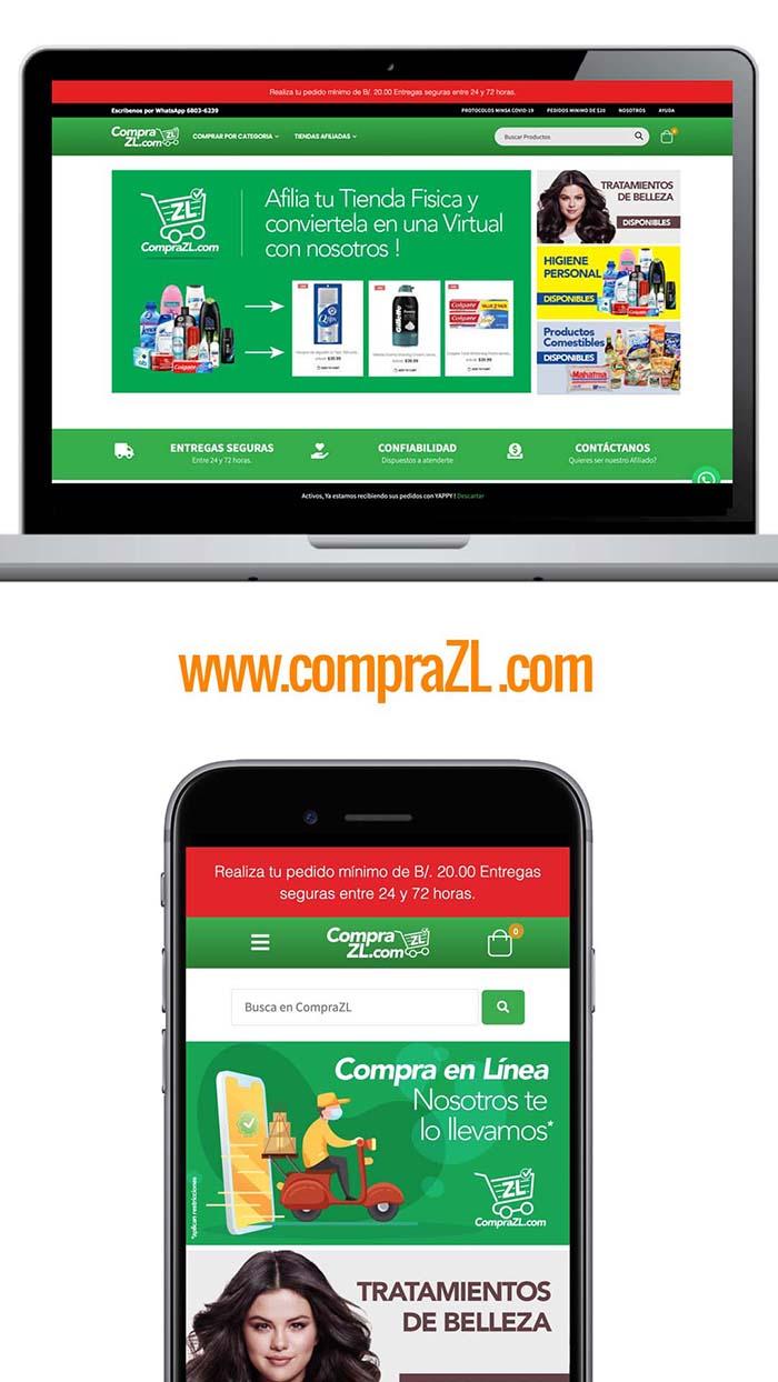 Compra ZL Portal de Ventas de Panama