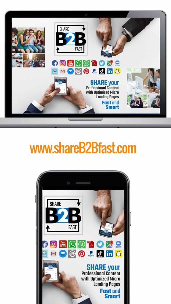 Share B2B Fast