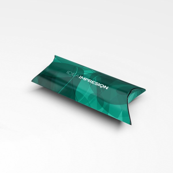 Cajas Almohada L, embalaje, packaging