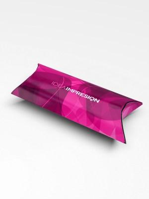 Cajas Almohada M, embalaje, packaging