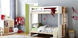 double deckers bunk bed, katil 2 tingkat, katil doble deckers, bunk beds kayu