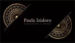 identidade visual arquiteta paula izidoro