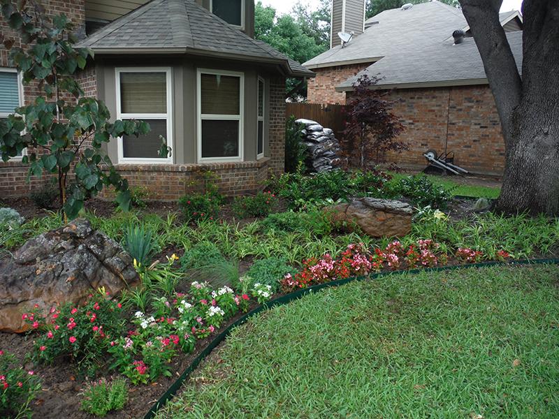 xerisicape landscaping - Landscape Design Fort Worth - Garden Design Arlington - Landscape