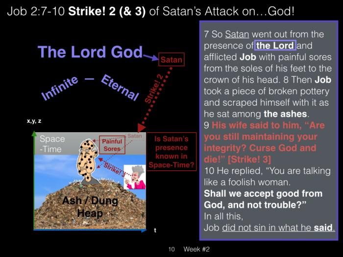Book of Job, Week #2 LB.010