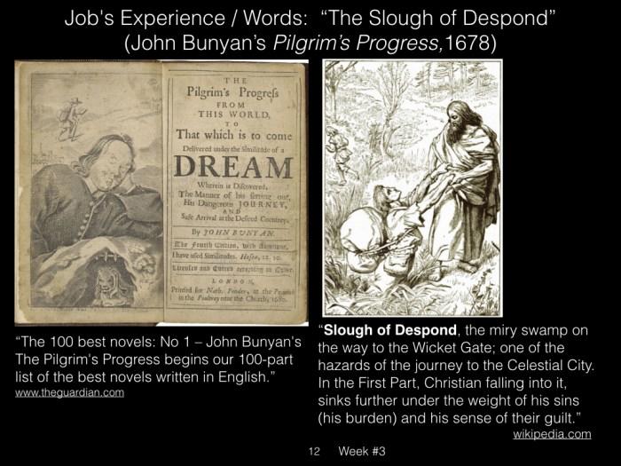 Book of Job, Week #3 LB.012