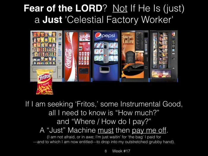 Book of Job, Raz, Week #17.008
