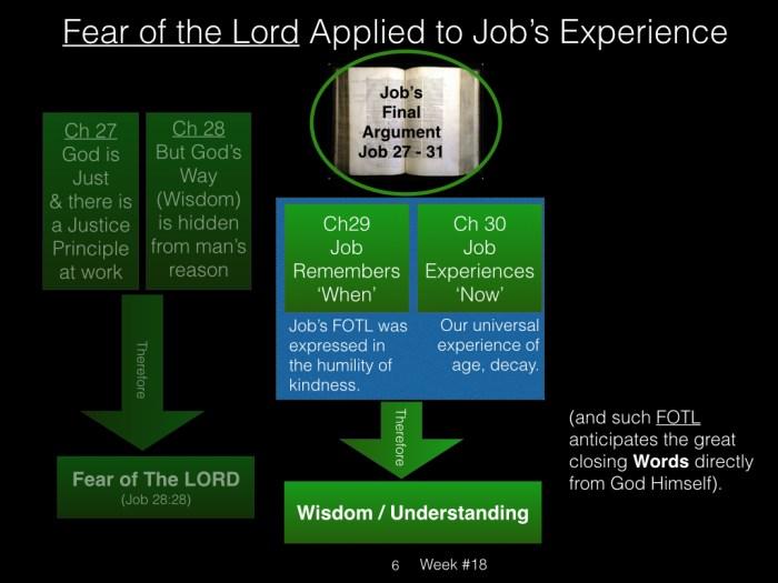 Book of Job, Raz, Week #18.006