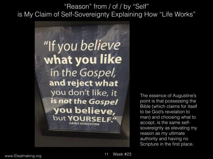 Book of Job, Week #23 LB.011