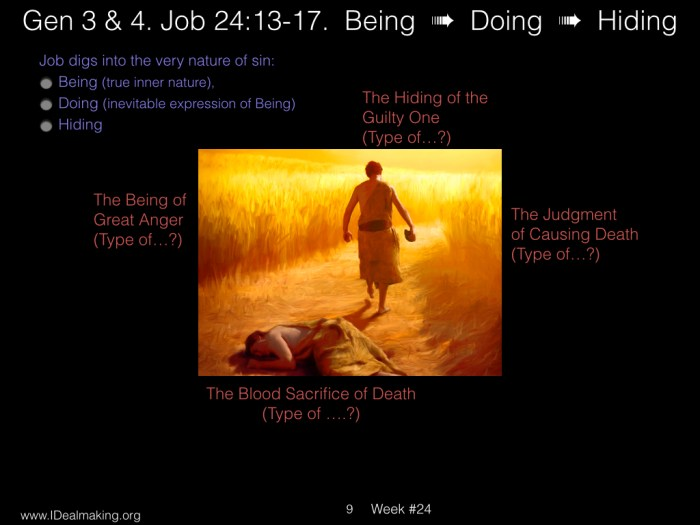 Book of Job, Week #24 LB.009
