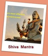 Click here to go Shiva Mantra Page