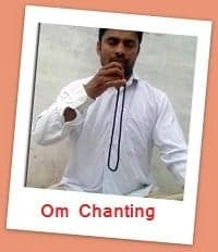 Go to Om Chanting Page