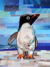 The Curious Penguin