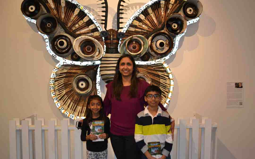Museum Moment: Tarjani Patel, Accounting & Finance Specialist