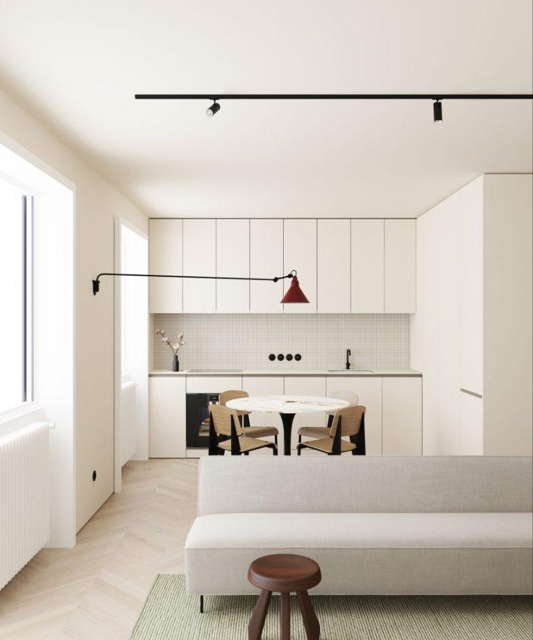 Un apartamento en Copenhague
