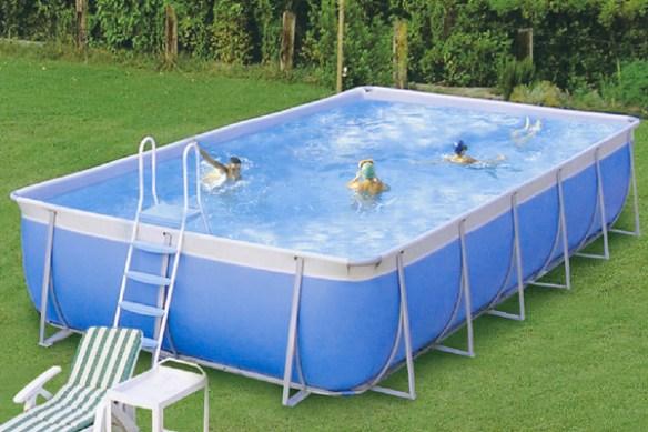 Rivestimenti per piscine fuori terra o interrate | Idea outdoor