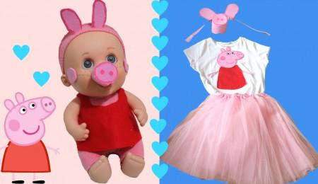 Disfraz Peppa Pig