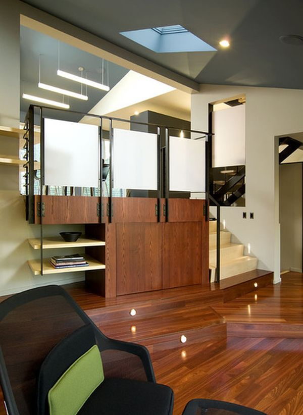 Inspirational Split Level Interior Decoration For Elegant