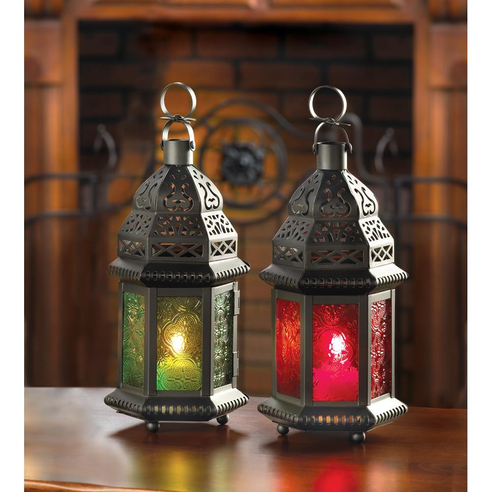 Kitchen Lantern Lights