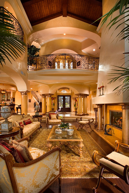 Custom Dream Homes with Luxury Pool and Garden | Ideas 4 Homes on Dream Home Interior  id=21046
