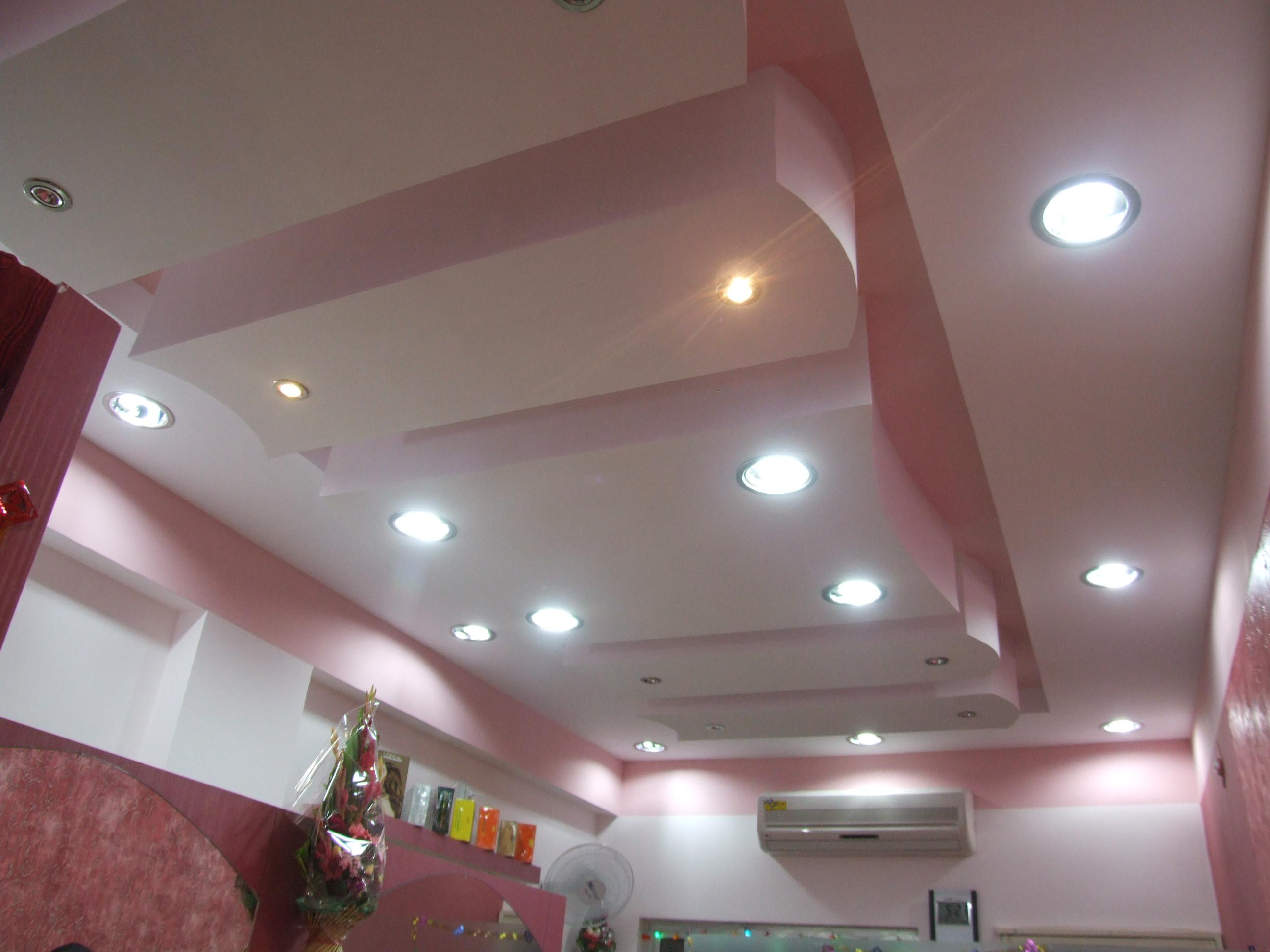 Pros And Cons Of Fall Ceiling Designs For Commercial