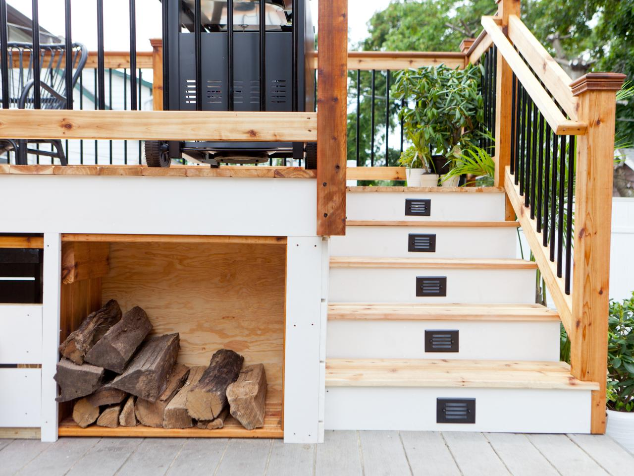 Creative Deck Storage Ideas Integrating Storage To Your
