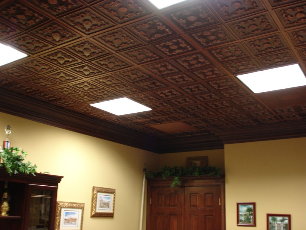 Different Types Of Decorative Ceiling Tiles You Can Find