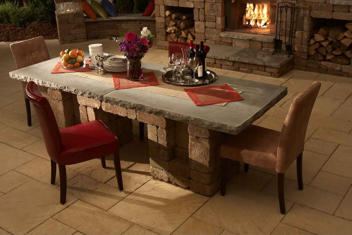 Lavish Classic Dining Table Designs As Attractive Focal