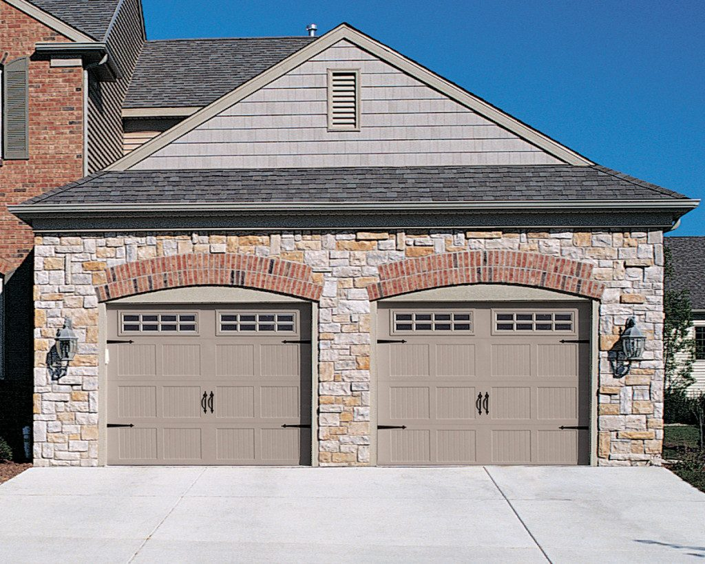 Timeless Carriage Style Garage Doors Enhancing High ... on Garage Door Colors Pictures  id=83974