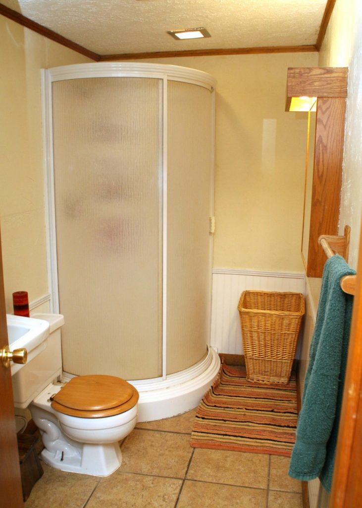 Suitable Bathroom Designs For Small Bathroom Makeover