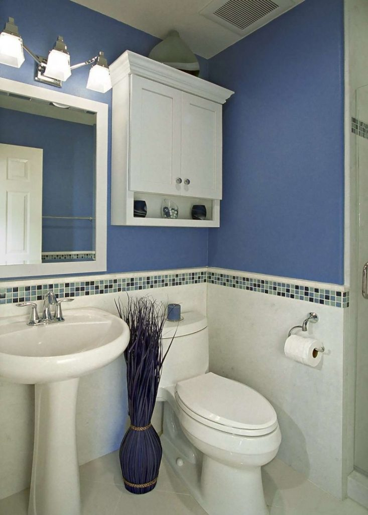 Decorating A Small Bathroom In The Simplest Way On A Tight Budget Ideas 4 Homes