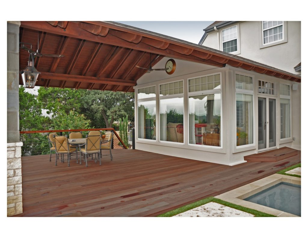 4 Types of Patio Roofing | Ideas 4 Homes on Roof For Patio Ideas id=52474