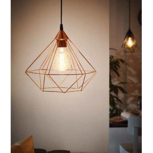 Top lighting trends of 2018 ideas4lighting tarbes 94193 eglo pendul vintage e27 d 175 f55febed66dd8a977072563ed9cfd3e4 aloadofball Image collections