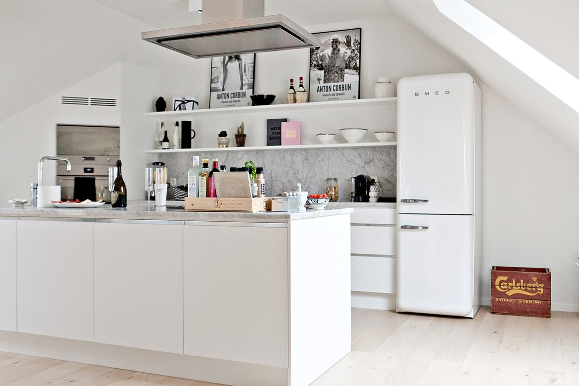 Charming Penthouse in Sweden