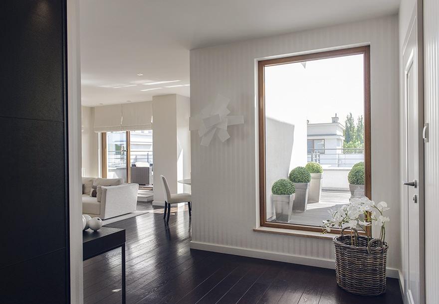 Stylish Interior in Warm Tones