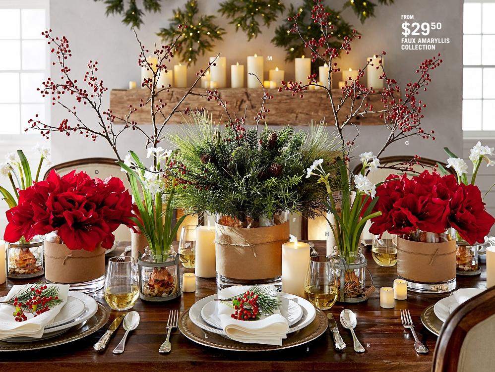 Pottery Barn Christmas Catalog - December 2016