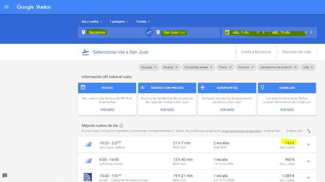 GoogleFlights_Ideas on Tour