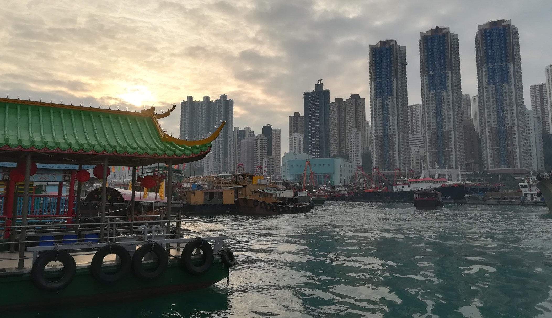 Hong Kong: ciudad de movimientos y movidas