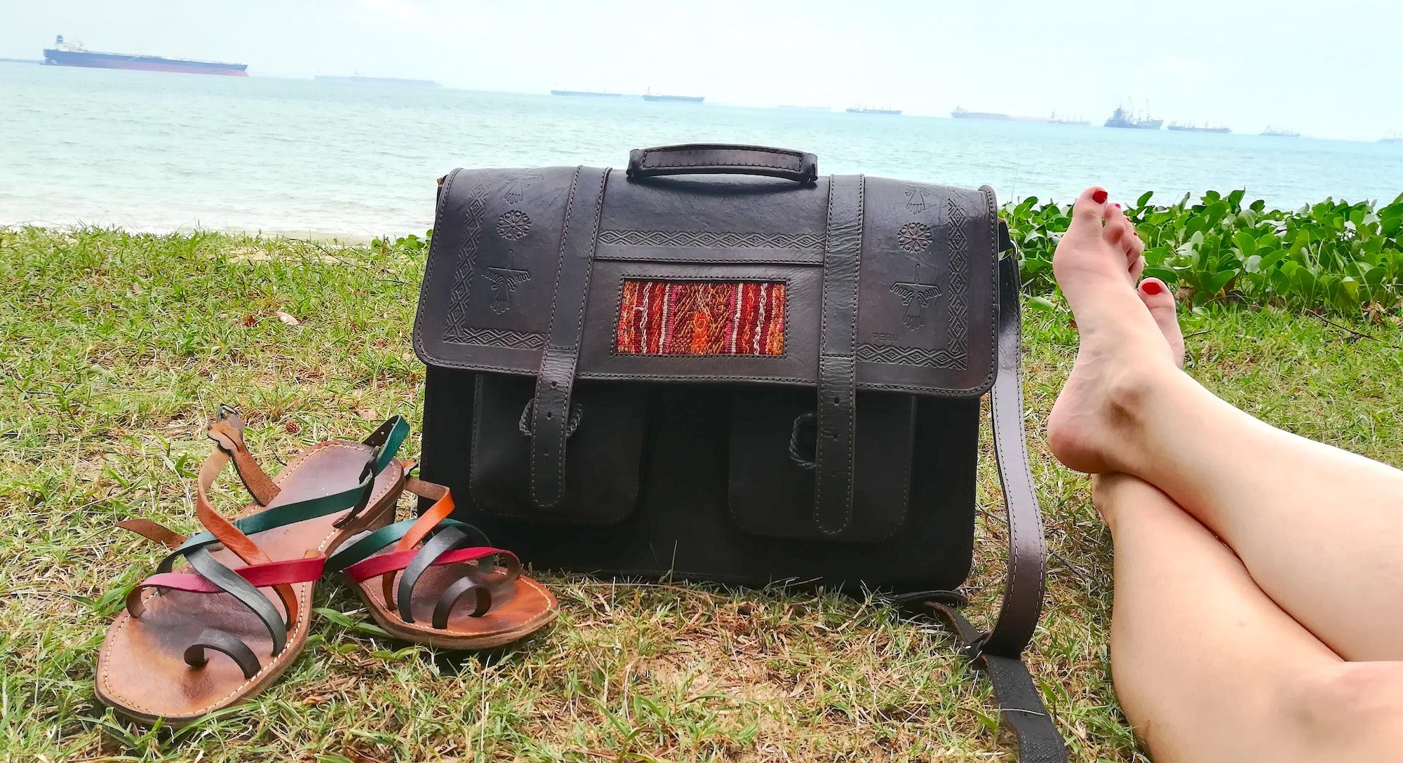 El arte de hacer la maleta...¿o la mochila? (Ideas on Tour)