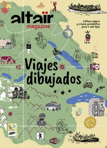 10 libros para viajar sin moverte del sofá: Viajes dibujados, Altaïr (Ideas on Tour)