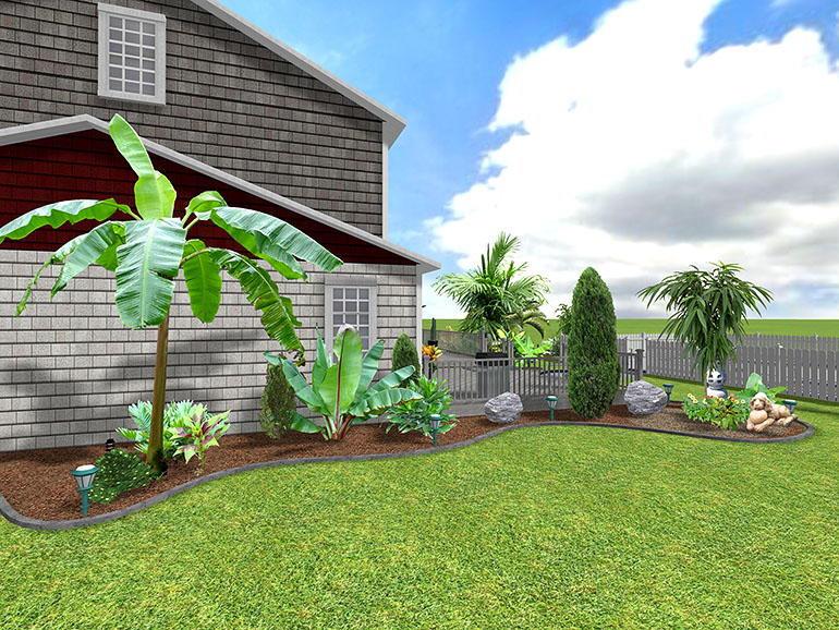 Landscape Design Software Gallery - Page 2 on Tropical Backyard Ideas  id=59318