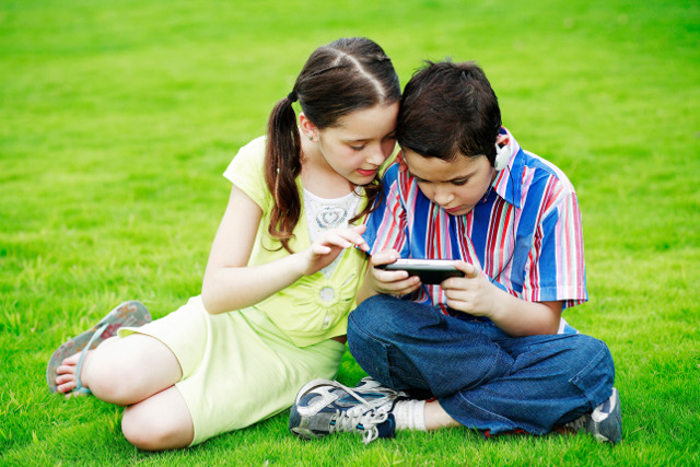 smart-phone games to make kids smarter